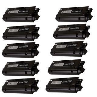 Brother TN650 BK Compatible Toner Cartridge HL-5340 HL-5340D (Pack of 10)