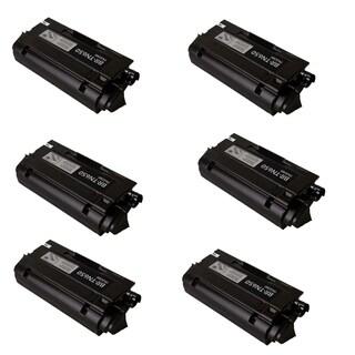 Brother TN650 Compatible Toner Cartridge HL-5340 HL-5340D (Pack of 6)