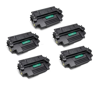 HP 92298A Remanufactured Compatible Black Toner Cartridge ( Pack of 5 )