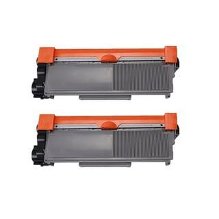 Compatible Brother TN630/ HL-L2380DW/ DCP-L2520DW/ DCP-L2540DW/ MFC-L2700DW Toner Cartridges (Pack of 2)