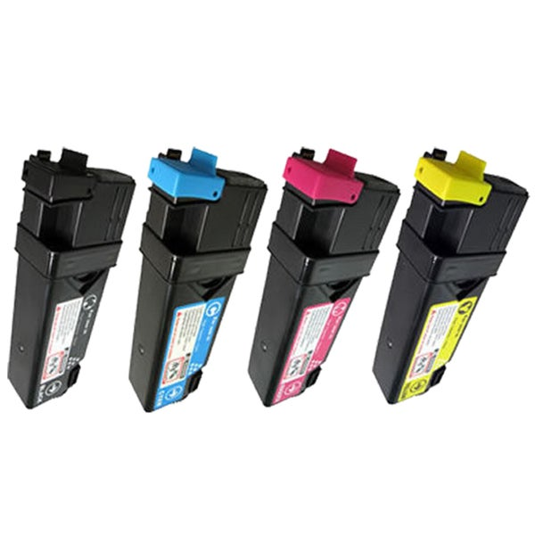 Dell 1320 M C B Y Compatible Toner Cartridges Dell 1320 1320c 1325 ( Pack Of 4 )