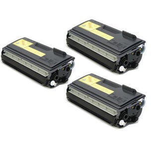 Compatible Brother TN570/ MFC-8840d/ MFC-8840dn/ MFC-8840 Toner Cartridges (Pack of 3)