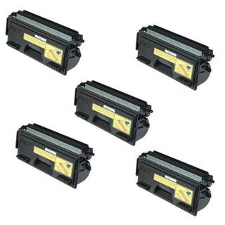 Brother TN530 Cartridge HL-5050 DCP-8025 HL-1850 MFC-8420 DCP-8020 HL-1650 HL-1870 HL-1670 HL-5070 HL-5040 (Pack of 5)