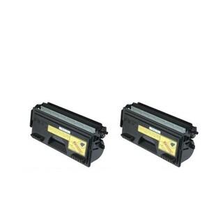 Brother TN530 HL-1850 MFC-8420 DCP-8020 HL-1650 HL-1870 HL-1670 HL-5070 HL-5040 (Pack of 2)