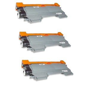 Brother TN460 Cartridge HL-1470N HL-P2500 4100 4100E 4750E 4750P 5750E 5750P MFC-8300 MFC-8500 (Pack of 3)