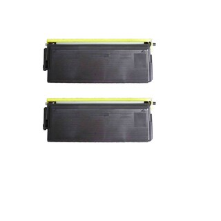 Brother TN430 Cartridge MFC-8700 MFC-9600 MFC-9650 MFC-9870 MFC-9880 MFC-9880N MFC-P2500 (Pack of 2)