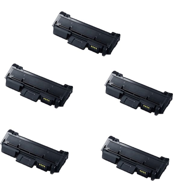 Samsung MLT-D204E Toner Cartridge SL-M3825 SL-M4025 SL-M3875 SL-M4075 (Pack of 5)
