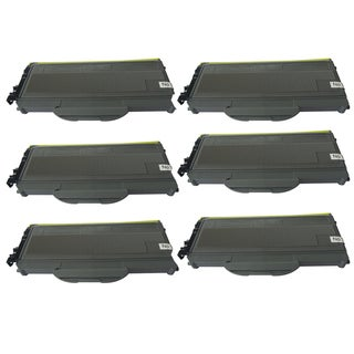 Compatible Brother TN360/ MFC-7440/ MFC-7840/ MFC-7340/ DCP-7040/ DCP-7030/ HL-2170/ HL-2140 Toner Cartridges (Pack of 6)