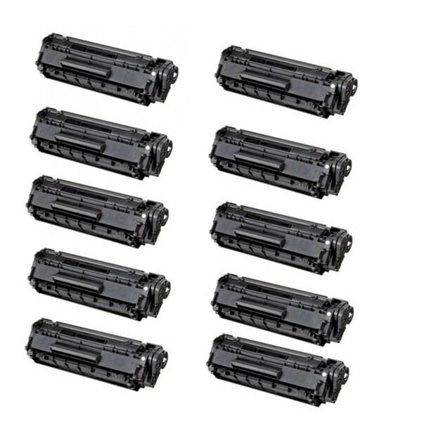 Canon 104 (0263B001A) Premium Compatible Laser Toner Cartridge D480 L120 L90 MF4150 MF4270 MF4350 MF4370 MF4690 (Pack of 10)