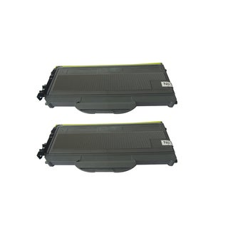 Compatible Brother TN360/ MFC-7440/ MFC-7840/ MFC-7340/ DCP-7040/ DCP-7030/ HL-2170/ HL-2140 Toner Cartridges (Pack of 2)