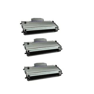 Compatible Brother TN330/ DCP-7030/ HL-2150N/ HL-2170W/ MFC-7320/ MFC-7340/ MFC-7345DN Toner Cartridges (Pack of 3)