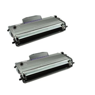 Compatible Brother TN330/ DCP-7030/ HL-2150N/ HL-2170W/ MFC-7320/ MFC-7340/ MFC-7345DN Toner Cartridges (Pack of 2)