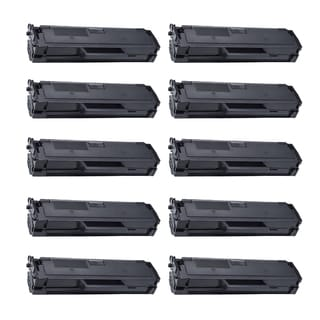 Dell 1160 High Yield Compatible Black Toner Cartridge Dell B1160 B1160W ( Pack Of 10 )