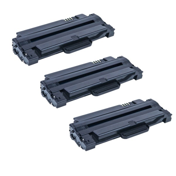 Dell 1130 Compatible Quality Black Toner Cartridge Dell 1130 1133 1135 ( Pack Of 3 )
