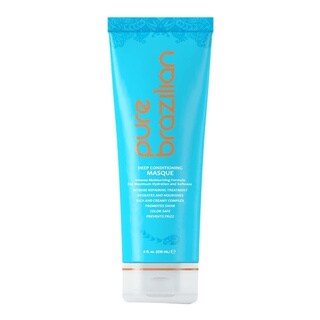 Pure Brazilian Deep Conditioning 8-ounce Mask