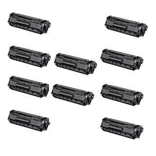 Canon 128 (3500B001AA) Black Compatible Toner Cartridge D550 MF4450 MF4570dn (Pack of 10)