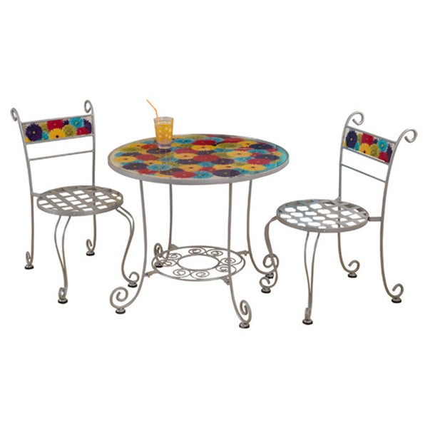 Kidkraft Bistro Flower Table and Chair Set
