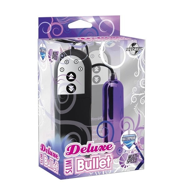 Deluxe Multi-speed Bullet Massager