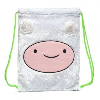 Adventure Time - Finn Big Face Drawsting Backpack