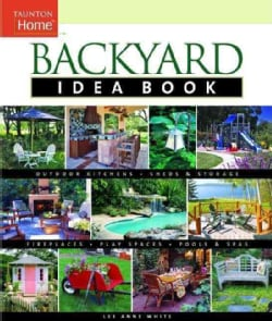 Backyard Idea Book (Paperback)