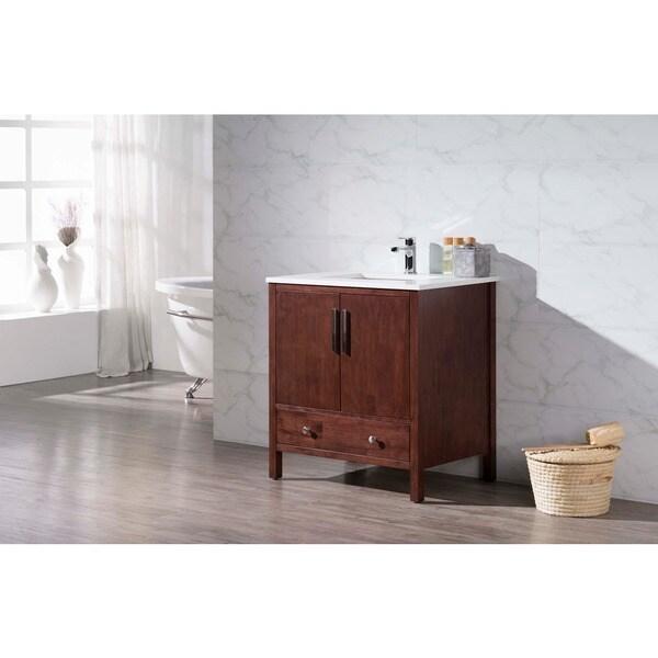 stufurhome rockford 31 inch single sink bathroom vanity