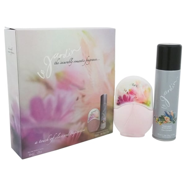 Le Jardin The Incurably Romantic Fragrance Women's 2-piece Gift Set