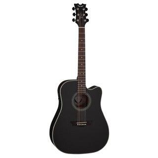 Dean St. Augustine Classic Black Dreadnought Guitar