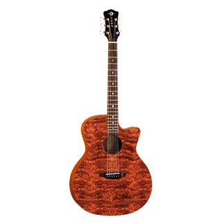 Luna Gypsy Bubinga Guitar