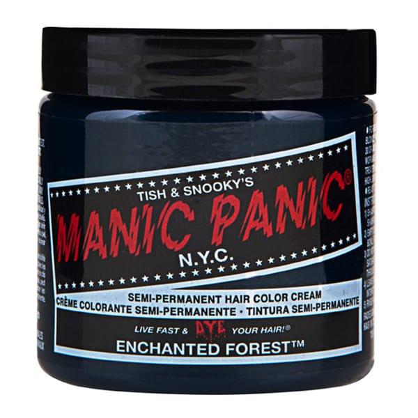Enchanted Forest Green Manic Panic Vegan 4-ounce Hair Dye