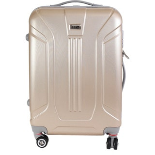 InUSA Boston Collection 21.7 inch Carry On Lightweight Hardside Spinner Upright Suitcase