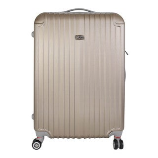 InUSA Los Angeles Collection 26-inch Lightweight Hardside Spinner Upright Suitcase