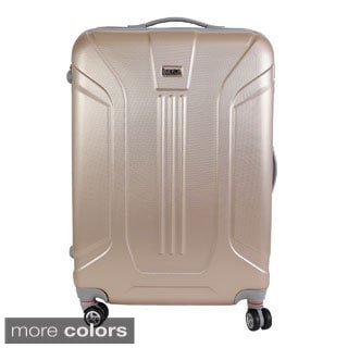 InUSA Boston Collection 25.1-inch Lightweight Hardside Spinner Upright Suitcase
