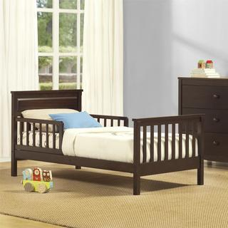 Baby Relax Haven Espresso Toddler Bed