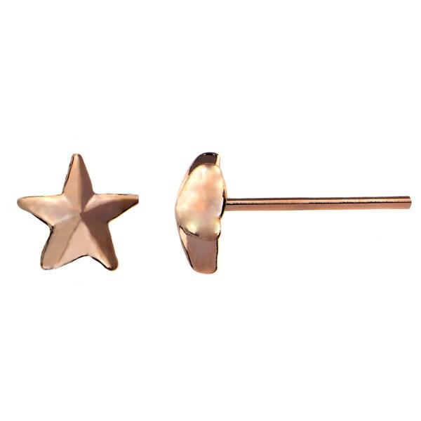 Petite Star Stud Earrings