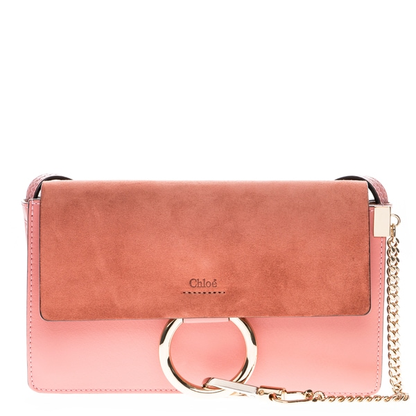 handbags chloe - Chloe Small Faye Shoulder Bag - 17498611 - Overstock.com Shopping ...