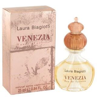 Laura Biagiotti Venezia Women's 0.84-ounce Eau de Toilette Spray
