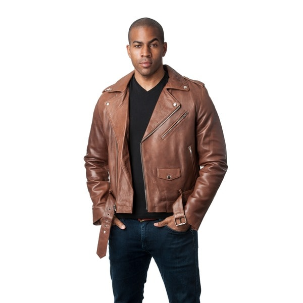 Mason & Cooper Bane Leather Jacket 15921745