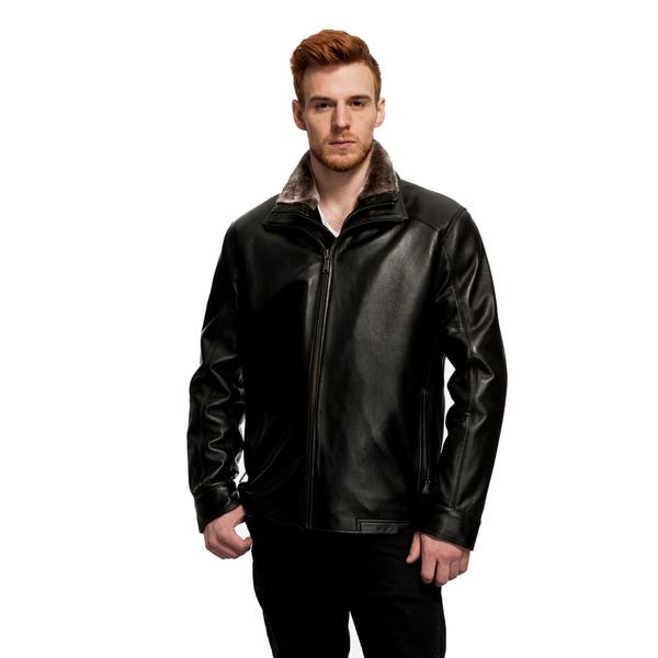 Mason & Cooper Sage Leather Jacket