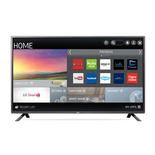 LG 55LF6100 55-inch 1080p 120Hz Smart Wi-Fi LED HDTV