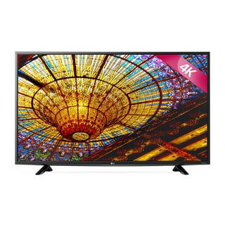 LG 43UF6400 43-inch 4K 120Hz LED Ultra HDTV with webOS 2.0