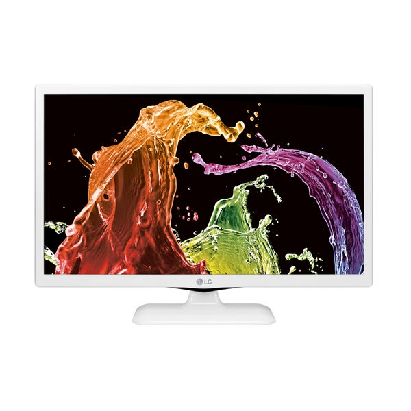 LG 24LF4520-WU White 24-inch 720p 60Hz LED HDTV