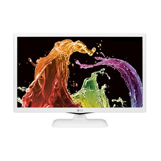 LG 24LF4520-WU White 24-inch 720p 60Hz LED HDTV
