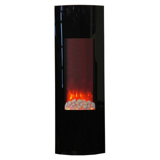 Yosemite 16-inch Wall Mount Electric Fireplace with Remote Control