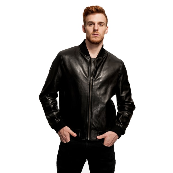 Mason & Cooper Marshall Leather Jacket