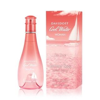Davidoff Cool Water Sea Rose Summer Seas Women's 3.4-ounce Eau de Toilette Spray