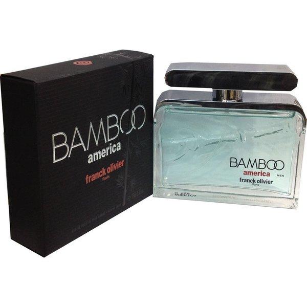 Frank Olivier Bamboo America Men's 3.4-ounce Eau de Toilette Spray