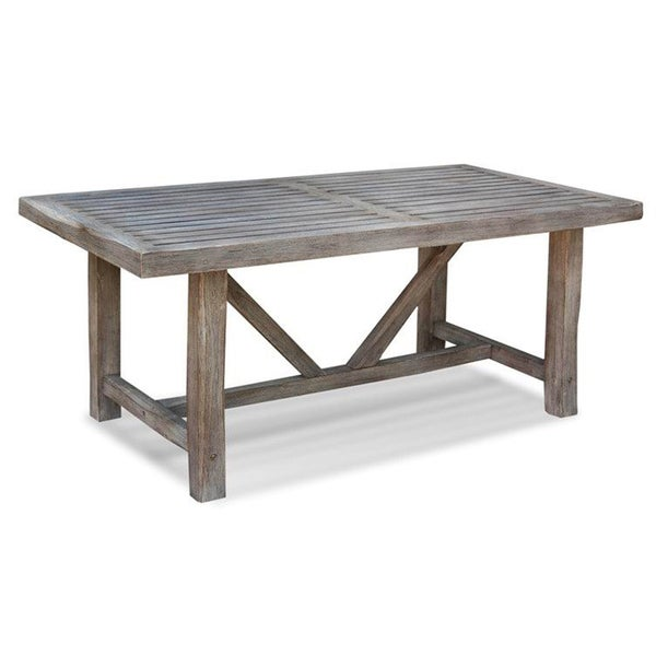 Decorative Modern Indoor Outdoor Dining Table 17498902 Overstock