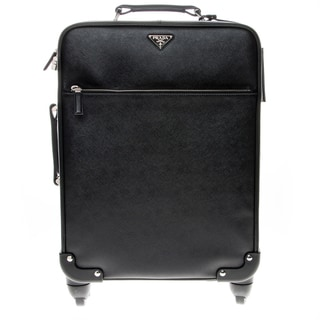 Prada Saffiano Leather Travel Trolley