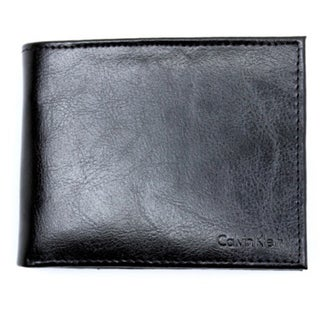 Calvin Klein Men's Leather Wallet With Key Fob