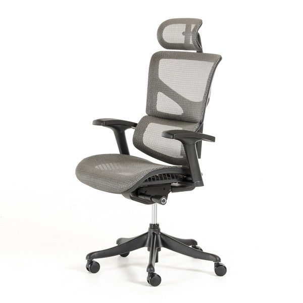 Modrest Franklin Modern Grey Office Chair